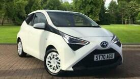 Toyota AYGO X-Play 1.0 VVT-i 5dr Hatchback Petrol Manual