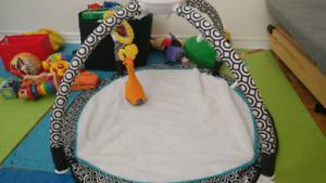Fisher Price Jonathan Adler Sensory Gym Playmat