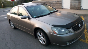 2006 Nissan Altima leather sunroof automatic