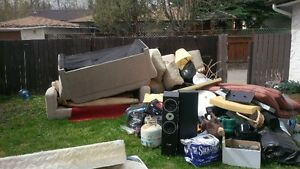 ON A TIGHT BUDGET ? JUNK REMOVAL STARTING at $39.99