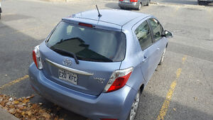 2013 Toyota Yaris Bicorps West Island Greater Montréal image 1