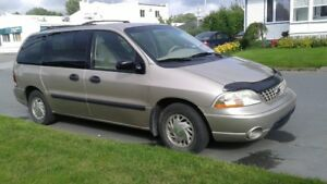 2003 Ford Windstar LX Fourgonnette, fourgon