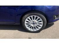 2015 Ford Fiesta 1.6 Titanium Powershift Automatic Petrol Hatchback