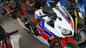 Cbr 300r with Abs