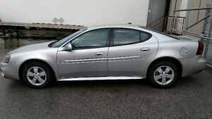 2007 Pontiac Grand Prix Sedan - E + Safety certified $3000 OBO