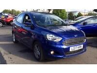 2017 Ford KA-Plus 1.2 85 Zetec 5dr Manual Petrol Hatchback