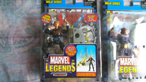 Toy Biz Marvel Legends Mojo Series