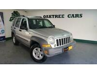 2006 Jeep Cherokee 2.8 CRD Sport 5dr Auto ESTATE Diesel Automatic