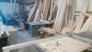 Cabinet/Woodworking Business for Sale!