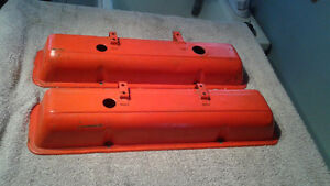 71/73 350cu. Valve Covers Low Style Of Covers Kitchener / Waterloo Kitchener Area image 6