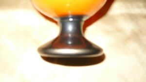 VINTAGE GORGEOUS HAND CRAFTED & SIGNED GLASS COMPOTE Kitchener / Waterloo Kitchener Area image 6