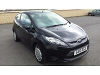 2010 FORD FIESTA 1.4 TDCi, £20 ROAD TAX PER YEAR