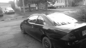 honda civic 2002 mecanique A1