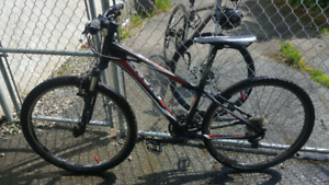 Two different youth mountain bikes for sale