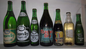 WANTED - Niagara Dry or Sky HY - Full/Capped - Bottles/Cans