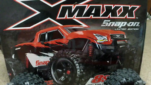 Special edition snap-on traxxas 8s rc car