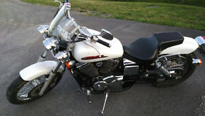 honda shadow spirit 750 2001