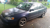 1999 Toyota Corolla VE Sedan, $900 or give me your best offer!