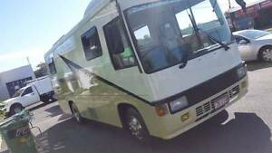 MOTORHOME RV CAMPER VAN CARAVAN GRAPHICS DECALS SIGNS PRINTING Marsden Logan Area Preview