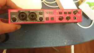 Roland FA-101 firewire recording interface 10 in 10 out