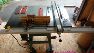 General Table Saw Fully Equipped