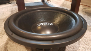Sundown audio subwoofer 15 inch