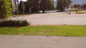 Private Concrete RV Pad for Rent- Osoyoos BC