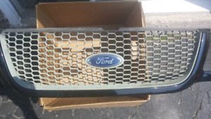 Ford Ranger grill