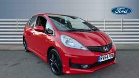 image for 2014 Honda Jazz 1.4 i-VTEC Si 5dr Petrol Hatchback Hatchback Petrol Manual