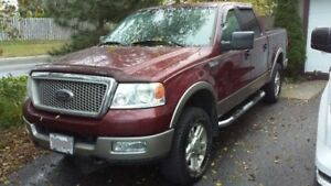2004 Ford F-150 SuperCrew Lariat