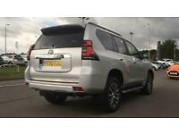 2020 Toyota LAND CRUISER DIESEL SW 2.8 D-4D Icon 5dr Auto 7 Seats SUV Diesel Aut