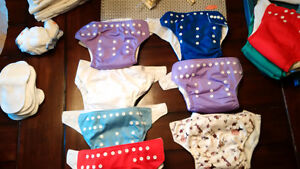 Cloth diaper lot- used REDUCED PRICE Kitchener / Waterloo Kitchener Area image 4