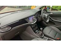 2019 Vauxhall Astra 1.5 Turbo D Elite Nav (s/s) 5dr Hatchback Diesel Manual