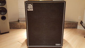 Ampeg SVT-4HLF made in USA (Échange Possible)