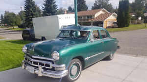 1951 ford mercury meteor a must see