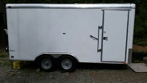17 foot 2015 cargo mate trailer - Brand New