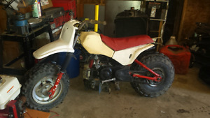 Collecters Rare bike big wheel 80