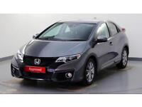 2015 Honda Civic 1.6 i-DTEC SE Plus Diesel silver Manual
