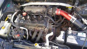 2004 Nissan Sentra Ser spec v Familiale