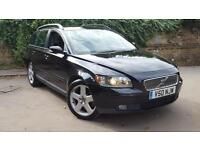 Volvo V50 2.0D 2006MY SE with FULL LEATHER INTERIOR