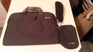"Brand new 13"" laptop carrying bag set."