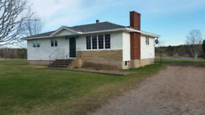 House for Rent Petitcodiac *** Price Reduced***