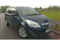 2012 Vauxhall/Opel Meriva 1.4 16v ( 100ps ) ( a/c ) SE ++ONLY 1 OWNER FROM NEW++