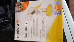 Medela harmony manual breastpump new in box never opened