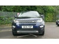 2015 Land Rover Discovery 2.2 SD4 HSE Luxury 5dr Auto FourByFour diesel Automati