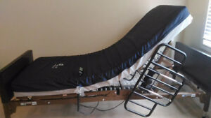 Fully Electric Hospital bed - new in box - with medical mattress