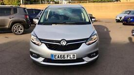 2016 Vauxhall Zafira 2.0 CDTi 170 SRi 5dr Manual Diesel MPV