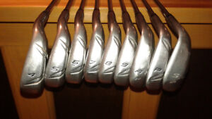 Golf Clubs- Right Hand - Set of Taylor Made RBZ Irons