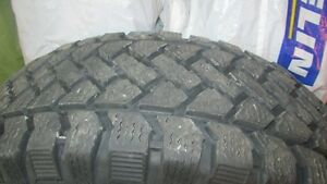 4 - P235/70 R16 Winter Tires and Rims St. John's Newfoundland image 2
