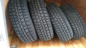 215 70 16 snow tires with rims
